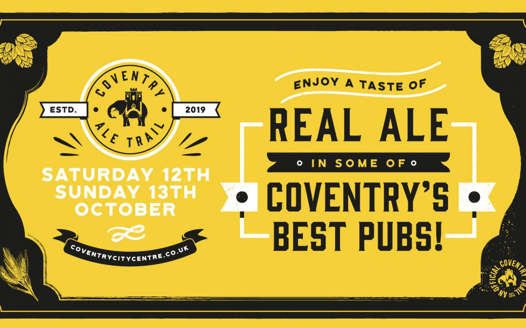 Coventry Ale Trail!