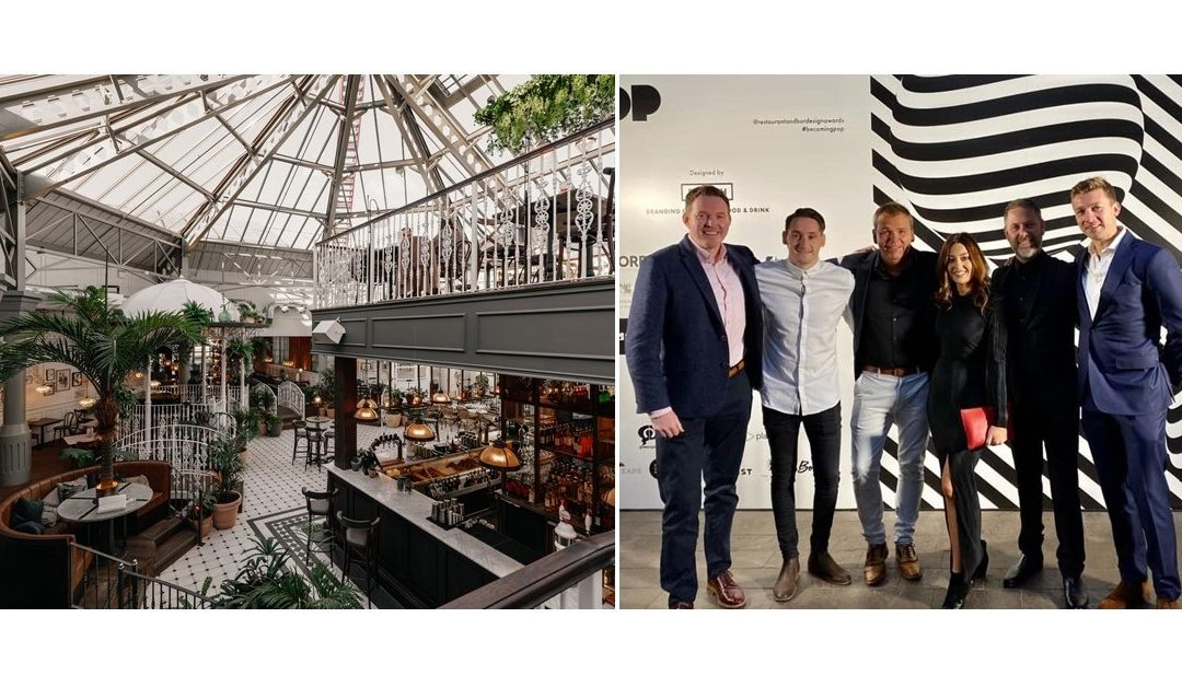 THE BOTANIST COVENTRY IS AWARDED FOR ITS INDUSTRY-LEADING DESIGN