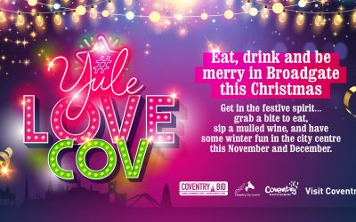 Six Reasons Why 'YULE LOVE COV' This Christmas
