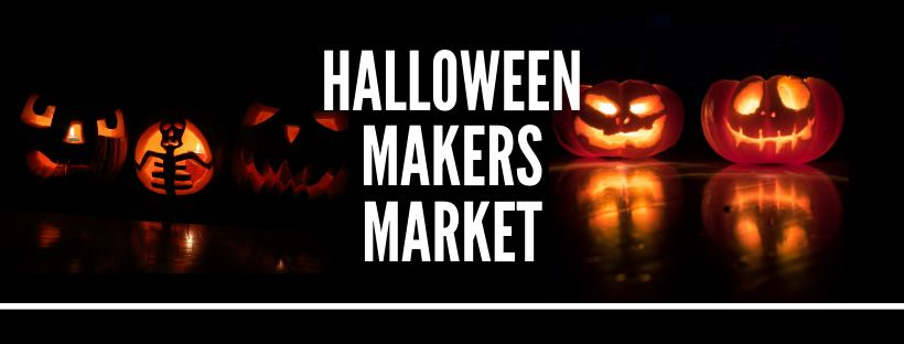 Halloween Makers Market26.10.19