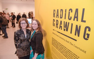 Radical Drawing: Works From Coventry And The Courtauld