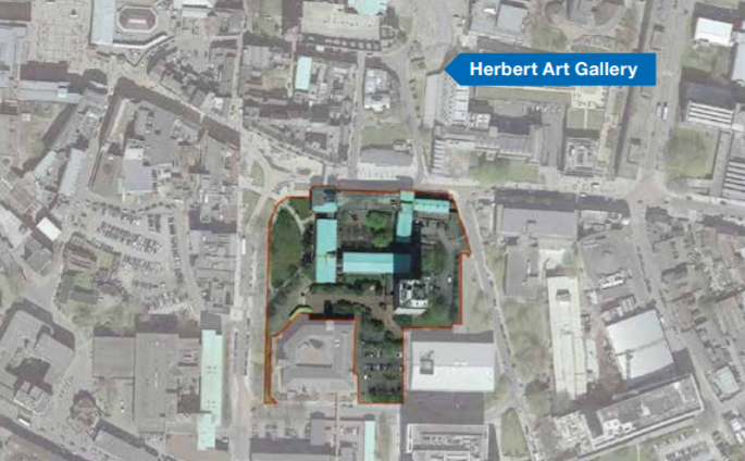 Plans for the Former Civic Centre Site