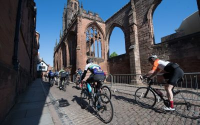 Vélo Birmingham & Midlands reveals 2020 routes and re-opens entries