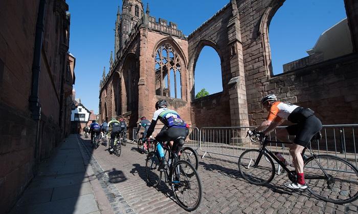 Vélo Birmingham & Midlands reveals 2020 routes and re-opens entries