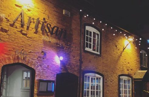 The Artisan Bar and Grill