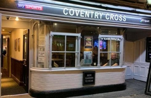 The Coventry Cross