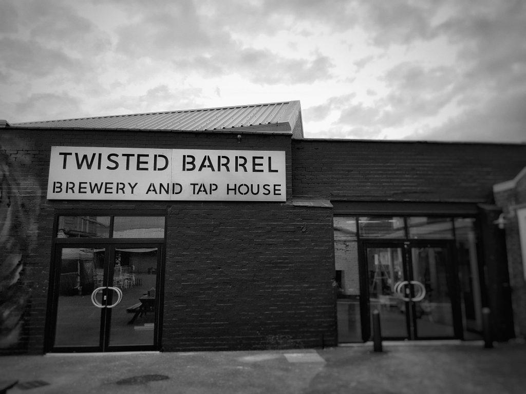 Twisted Barrel