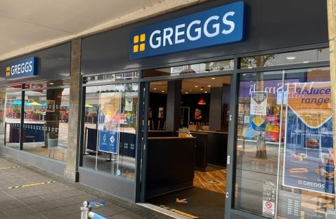 Greggs (Smithford Way)