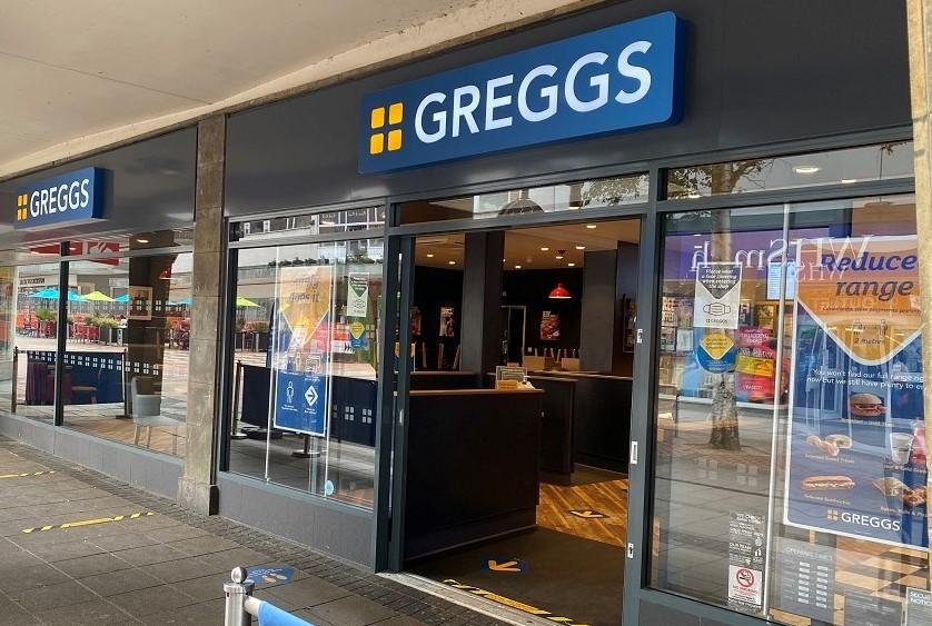 Greggs (Smithord Way)