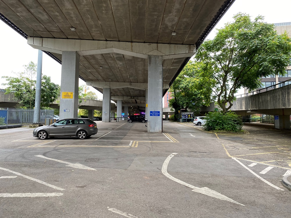 Grove Street Car Park