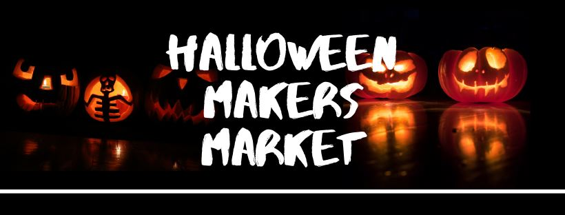Halloween Makers Market24.10.20