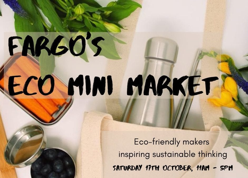 The Eco Mini Pop Up17.10.20