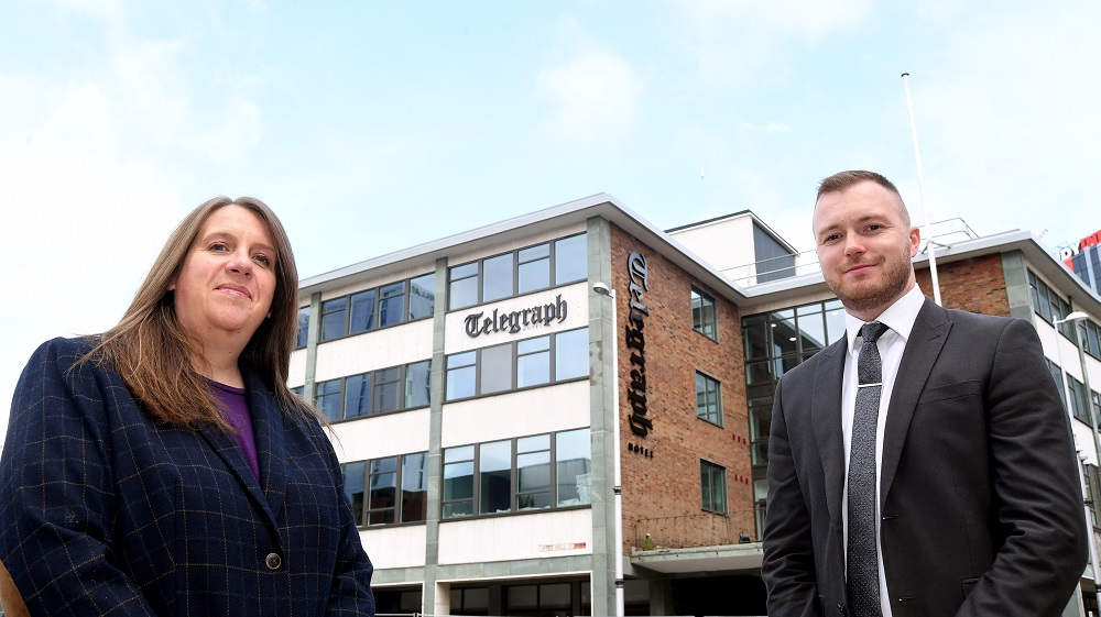 The Telegraph Hotel appoint new Sales and Marketing Manager