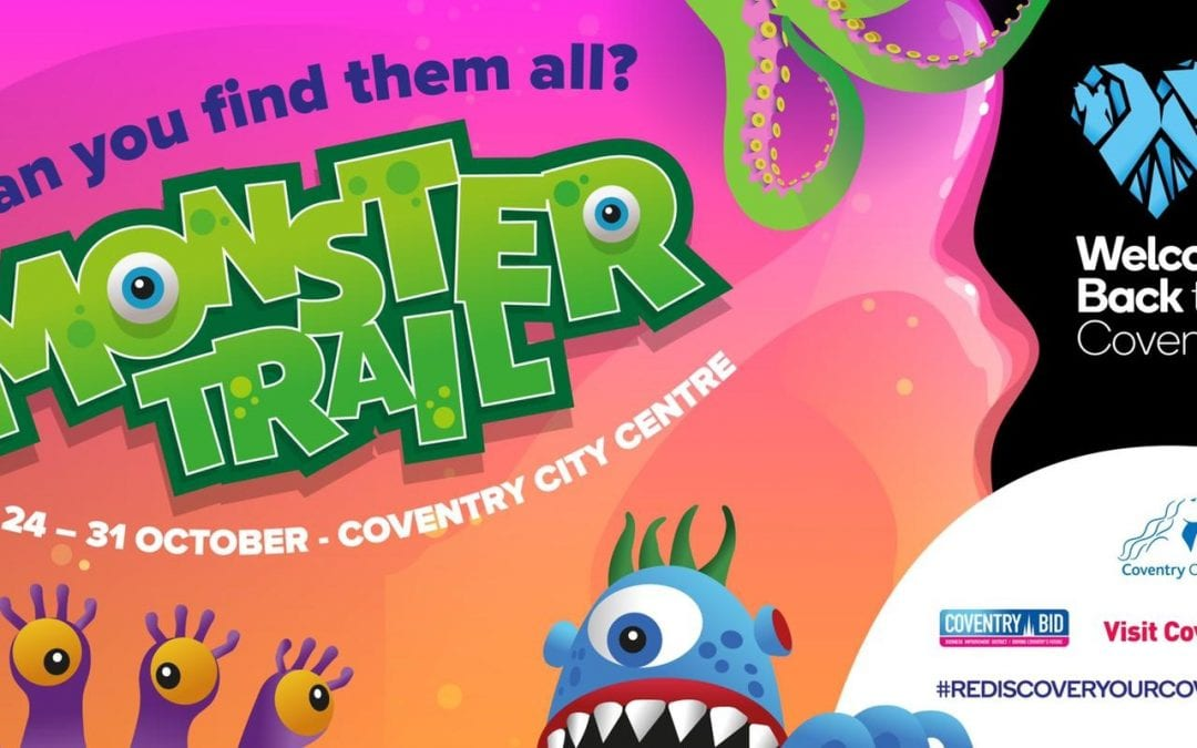 Monsters to invade the City Centre