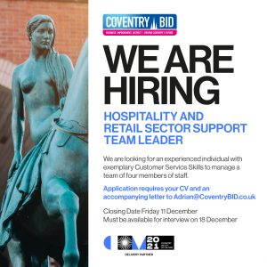 Coventry-BID-'We-Are-Hiring'