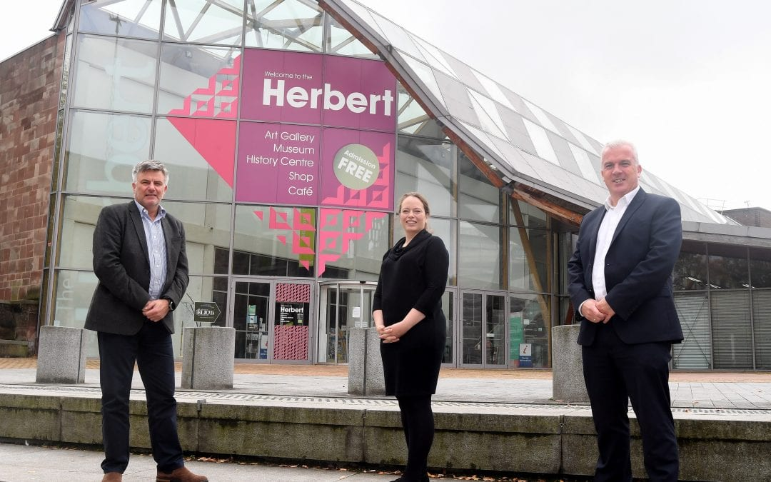 Improvement works at Herbert Art Gallery & Museum