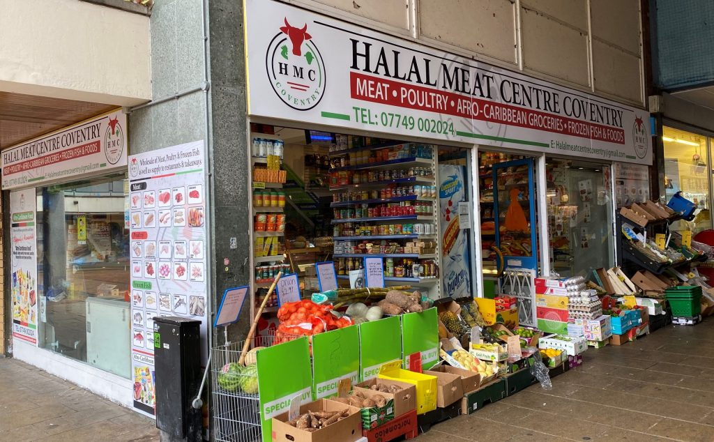 Halal Meat Centre Coventry