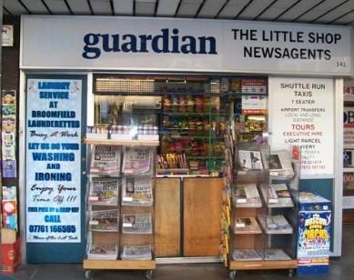 The Little Shop Newsagents