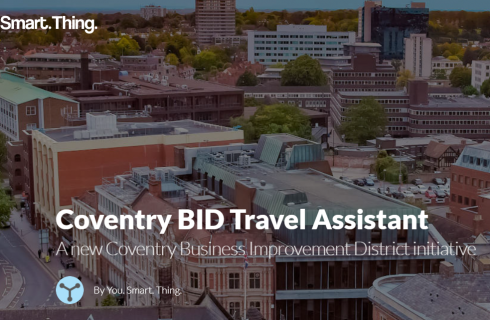 Coventry BID Travel Assistant