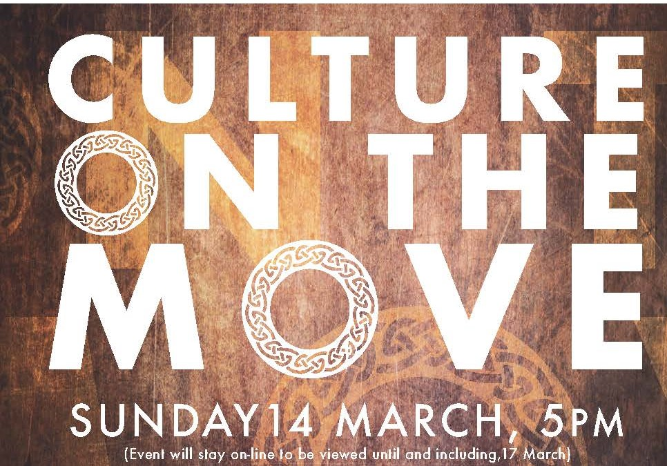 A St. Patrick's Day Celebration – 'Culture on the Move'