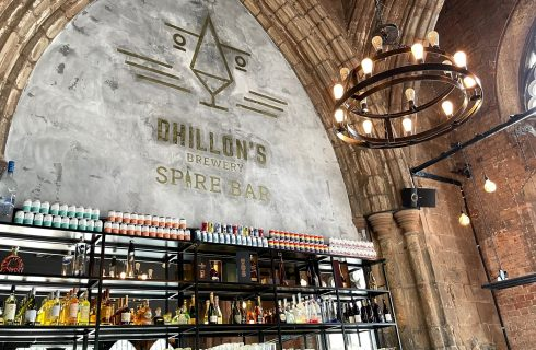 Dhillon's Brewery Spire Bar
